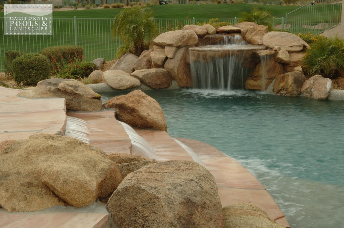 <i>Organic, Stone, Water Feature</i>