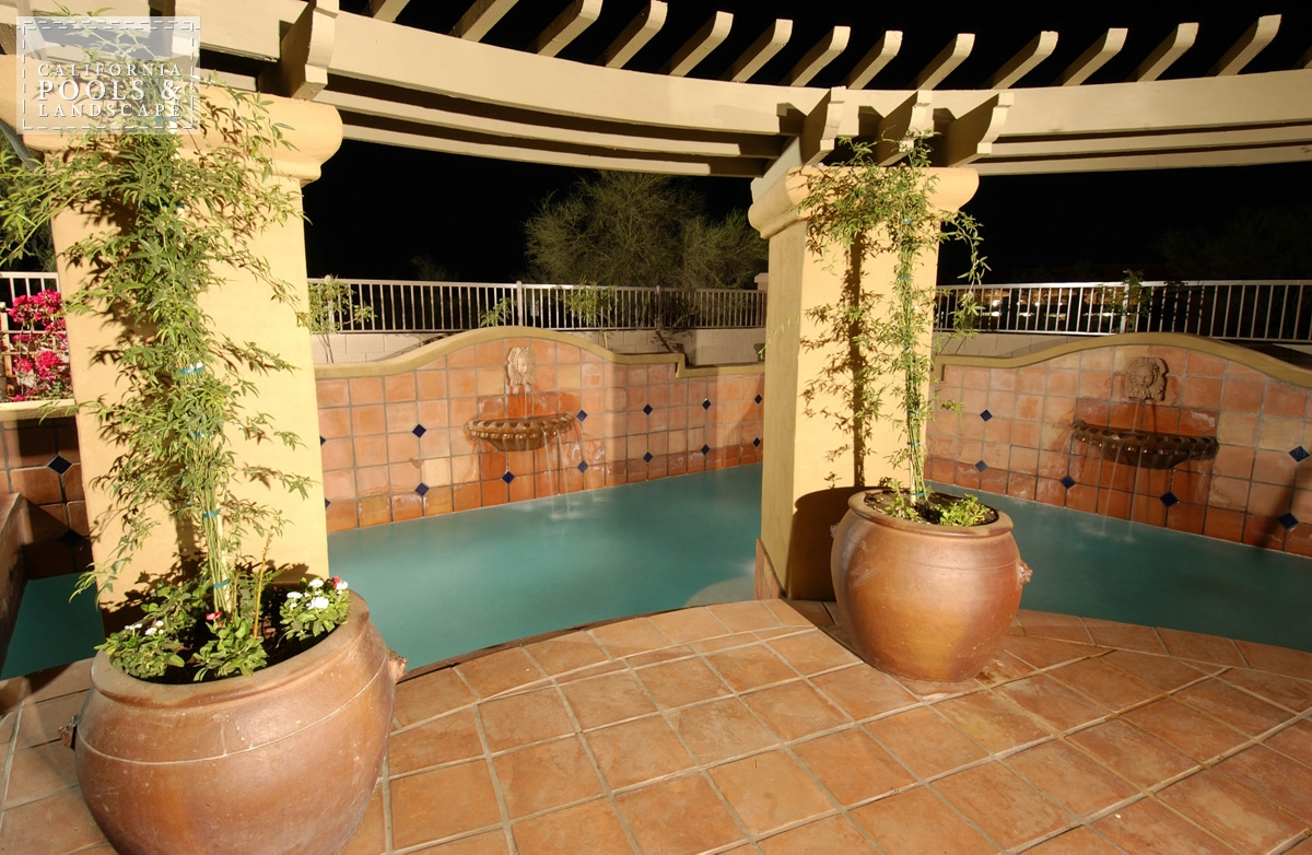 <i>Speciality, Tile, Tuscan, Water Feature</i>