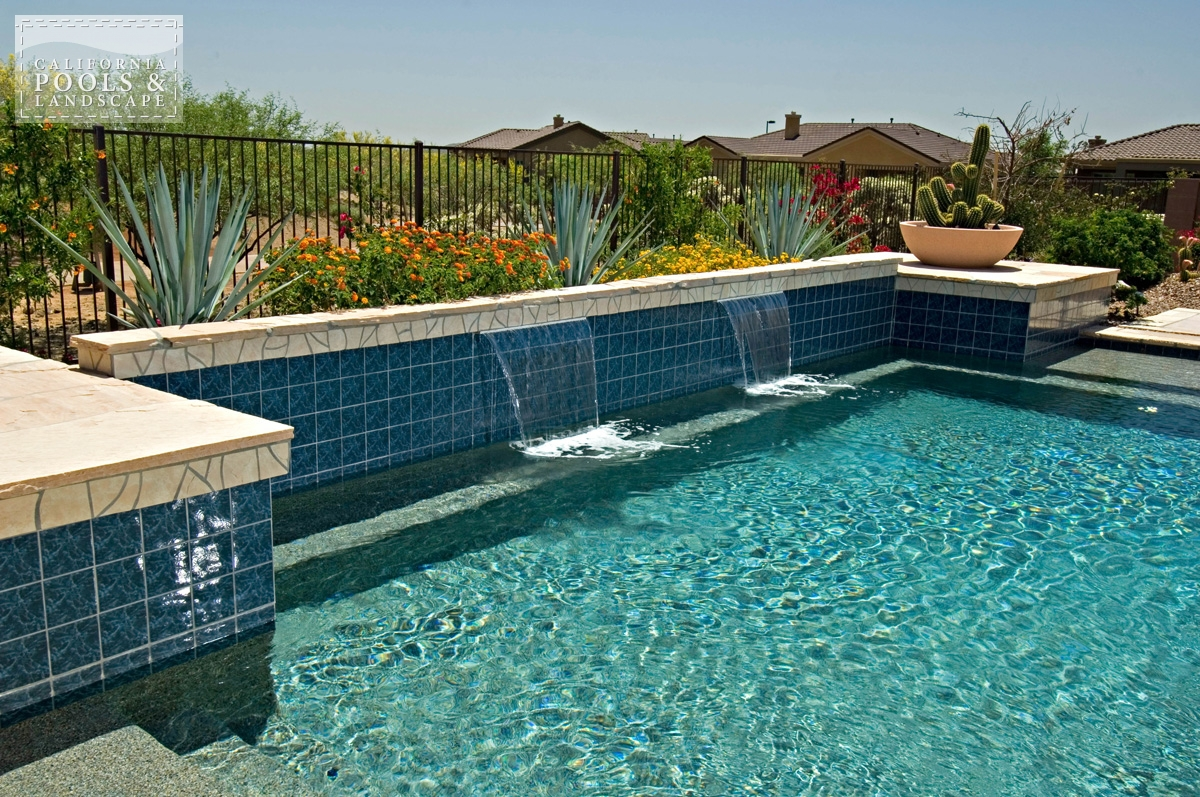 <i>Modern, Tile, Water Feature</i>