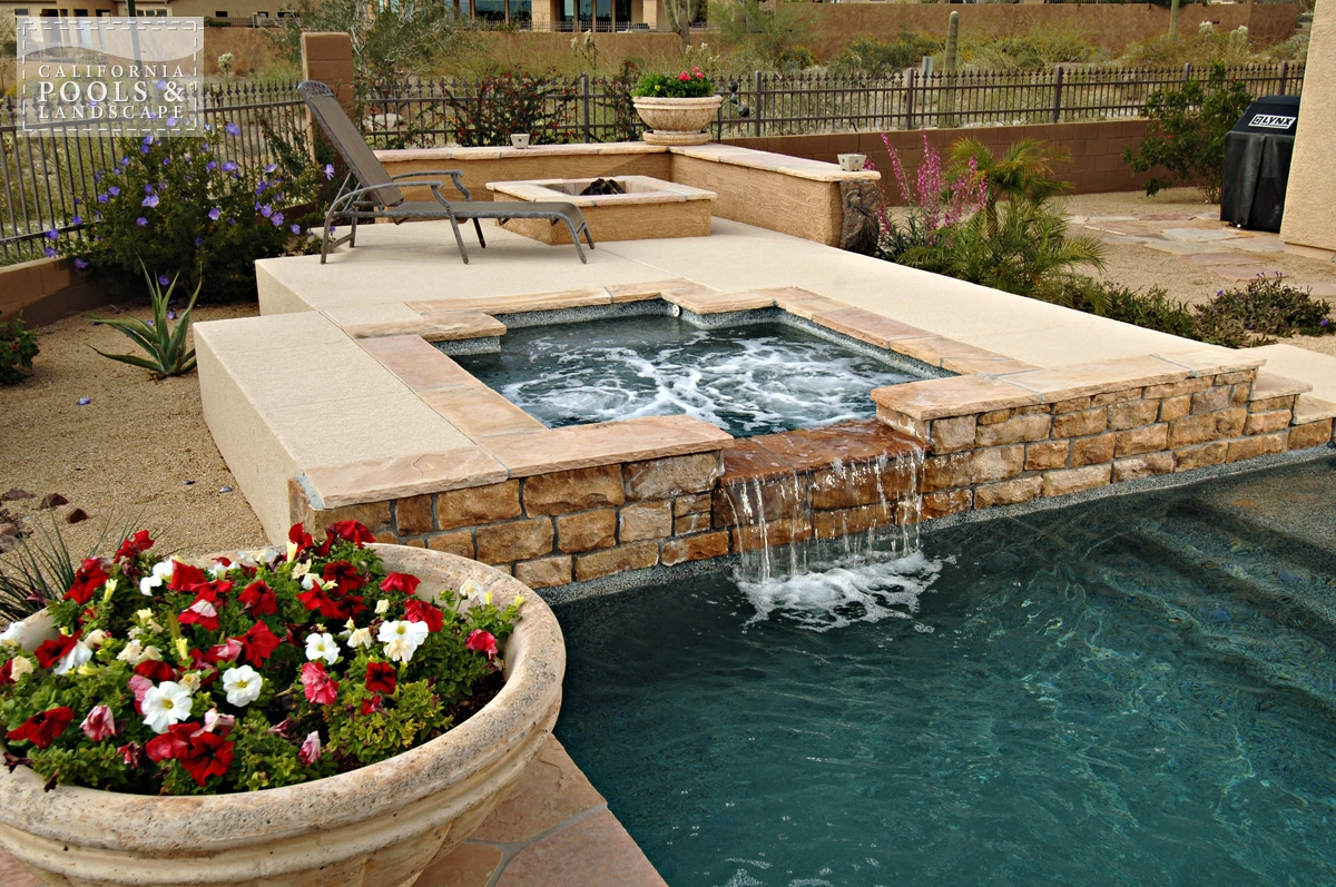 <i>Fire Features, Fire Pit, Modern, Spa</i>