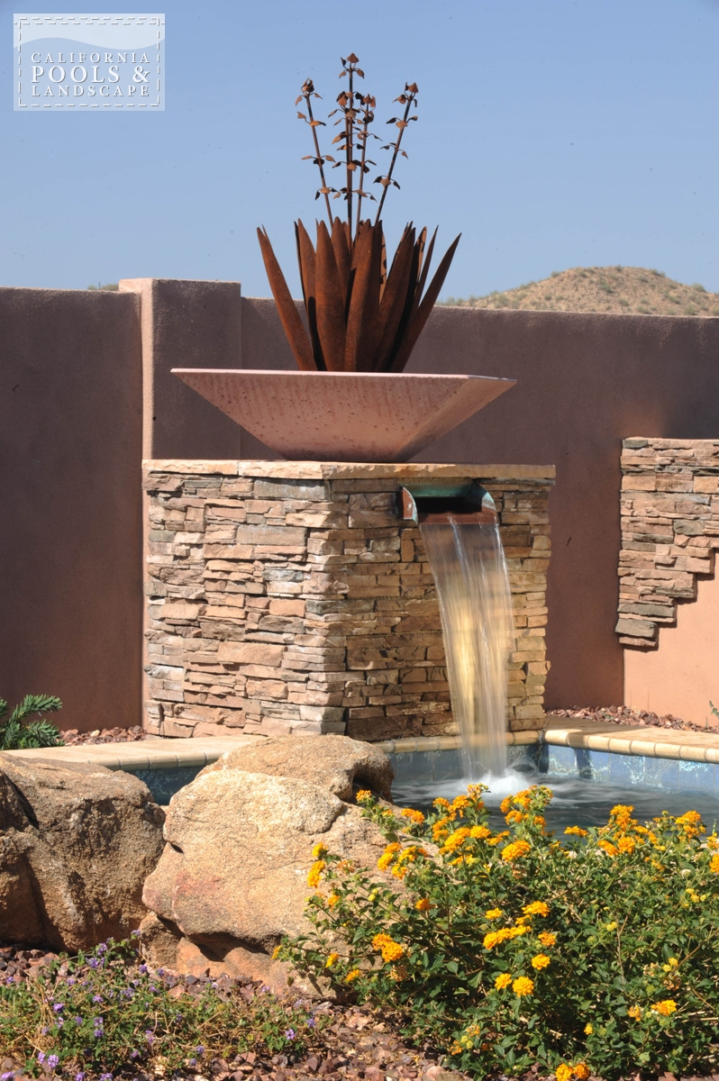 <i>Modern, Special Items, Stone, Water Feature</i>