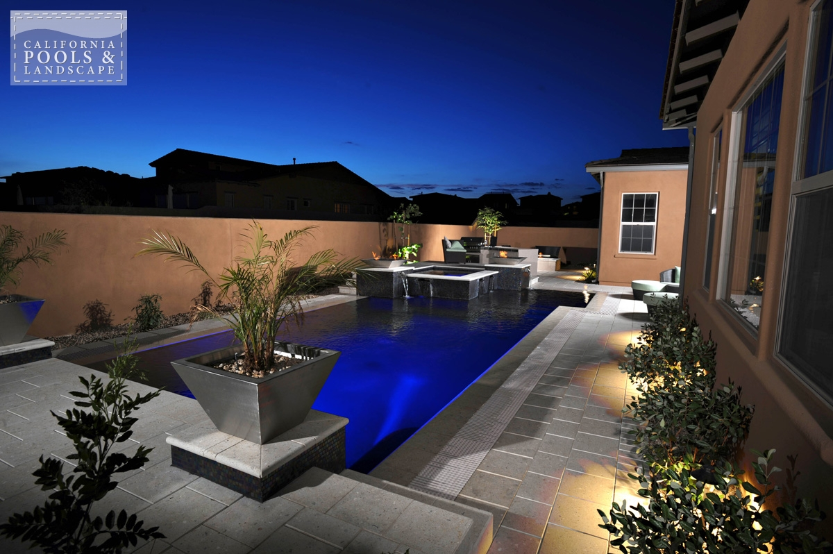 <i>Artistic Pavers, Decking, Modern, Pool Lighting, Special Items, Vanishing Edge, Zero Edge</i>