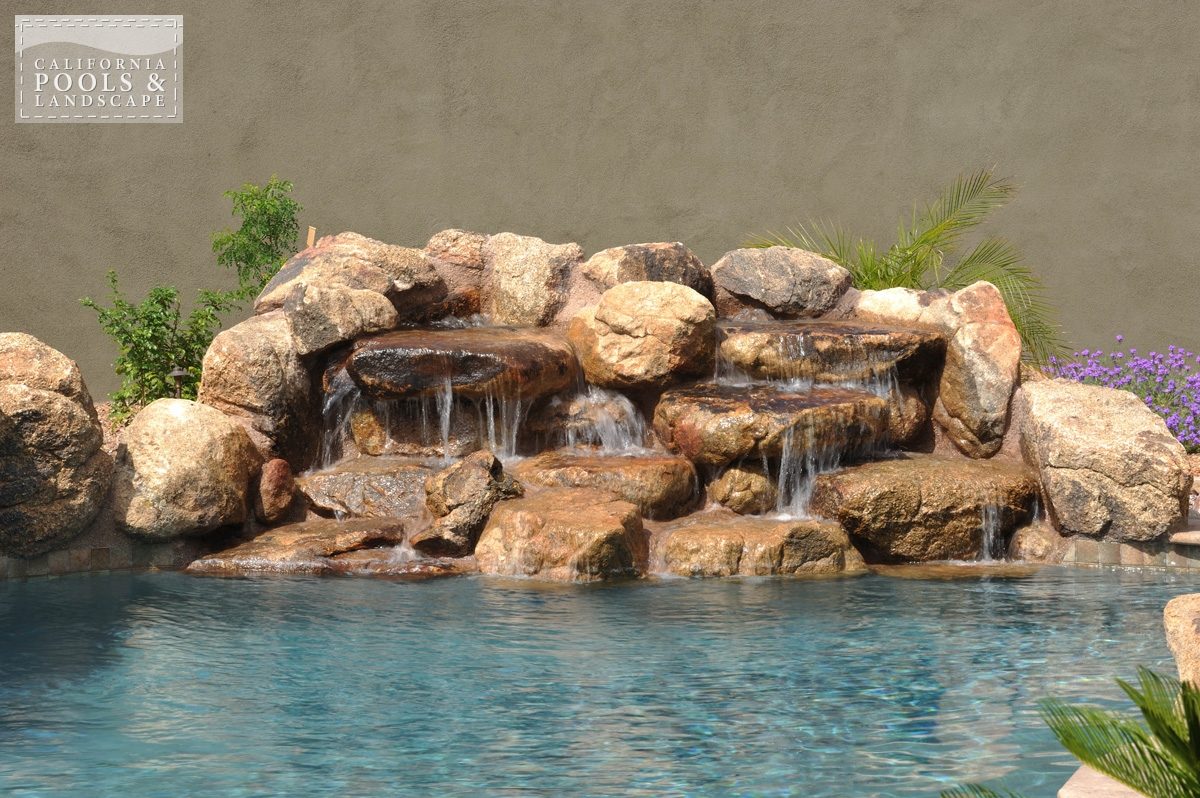<i>Organic, Rock, Water Feature</i>