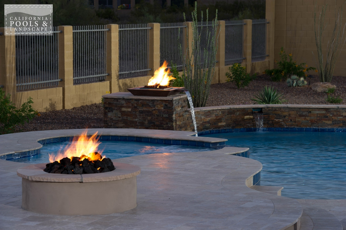 <i>Fire Features, Fire Pit, Retro</i>