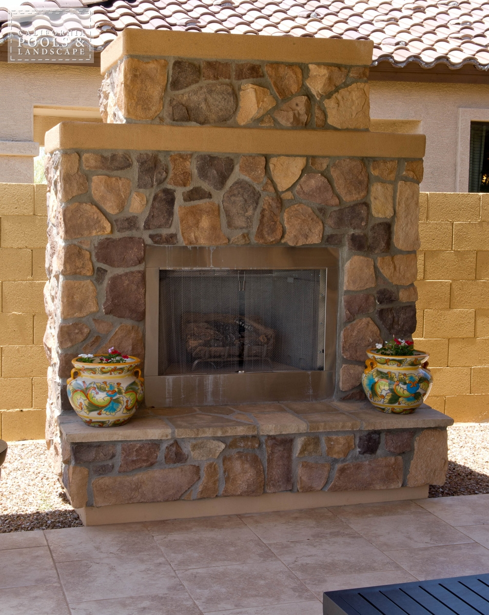 <i>Fire Features, Fire Place, Modern</i>