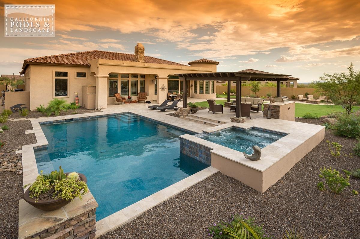 <i>Modern, Pool, Spa</i>