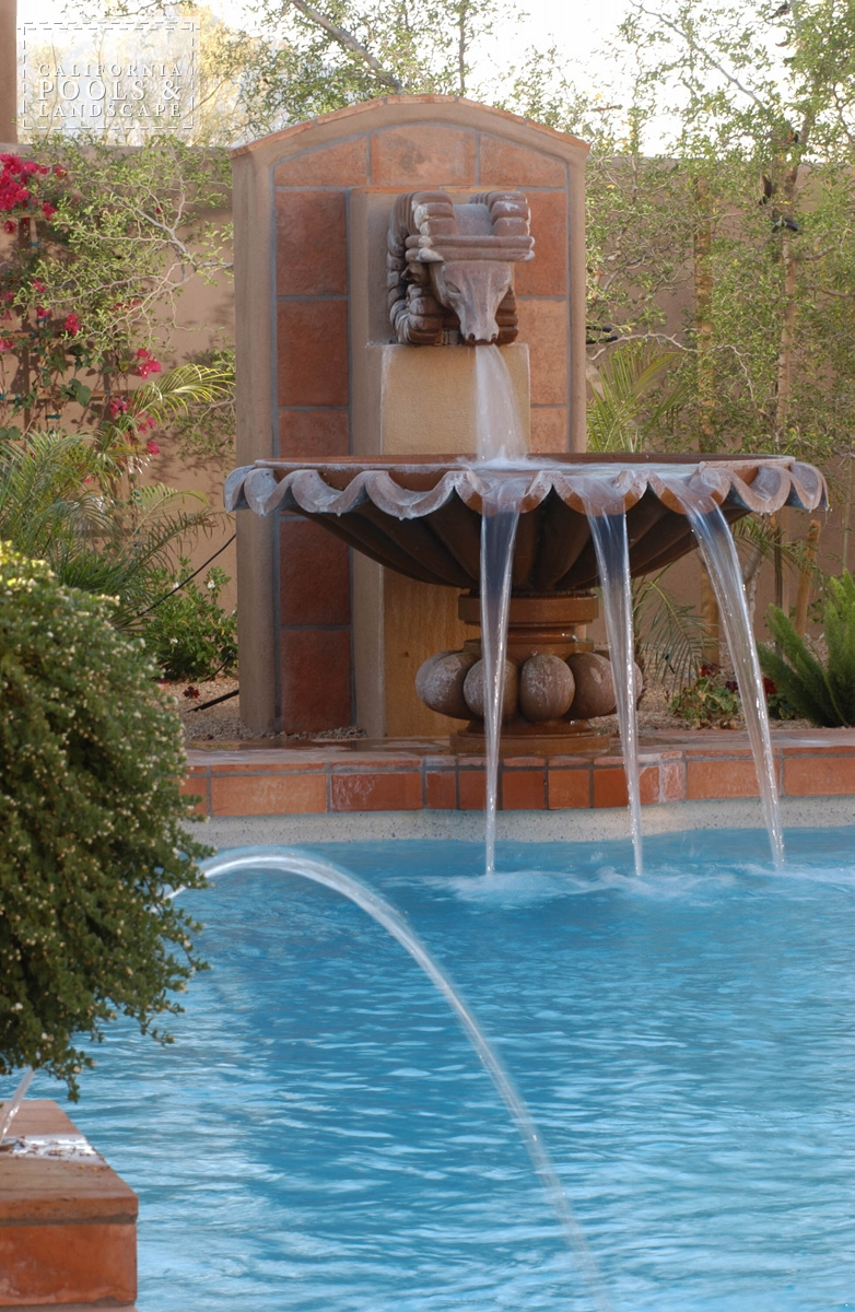<i>Speciality, Tuscan, Water Feature</i>