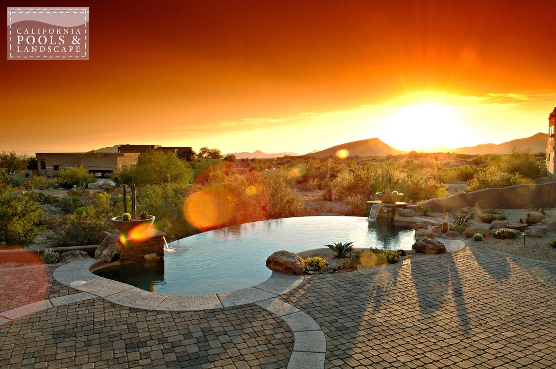 AZ Swimming Pool Builders Outdoor Landscape Contractors - <i>AZ Lifestyle</i>