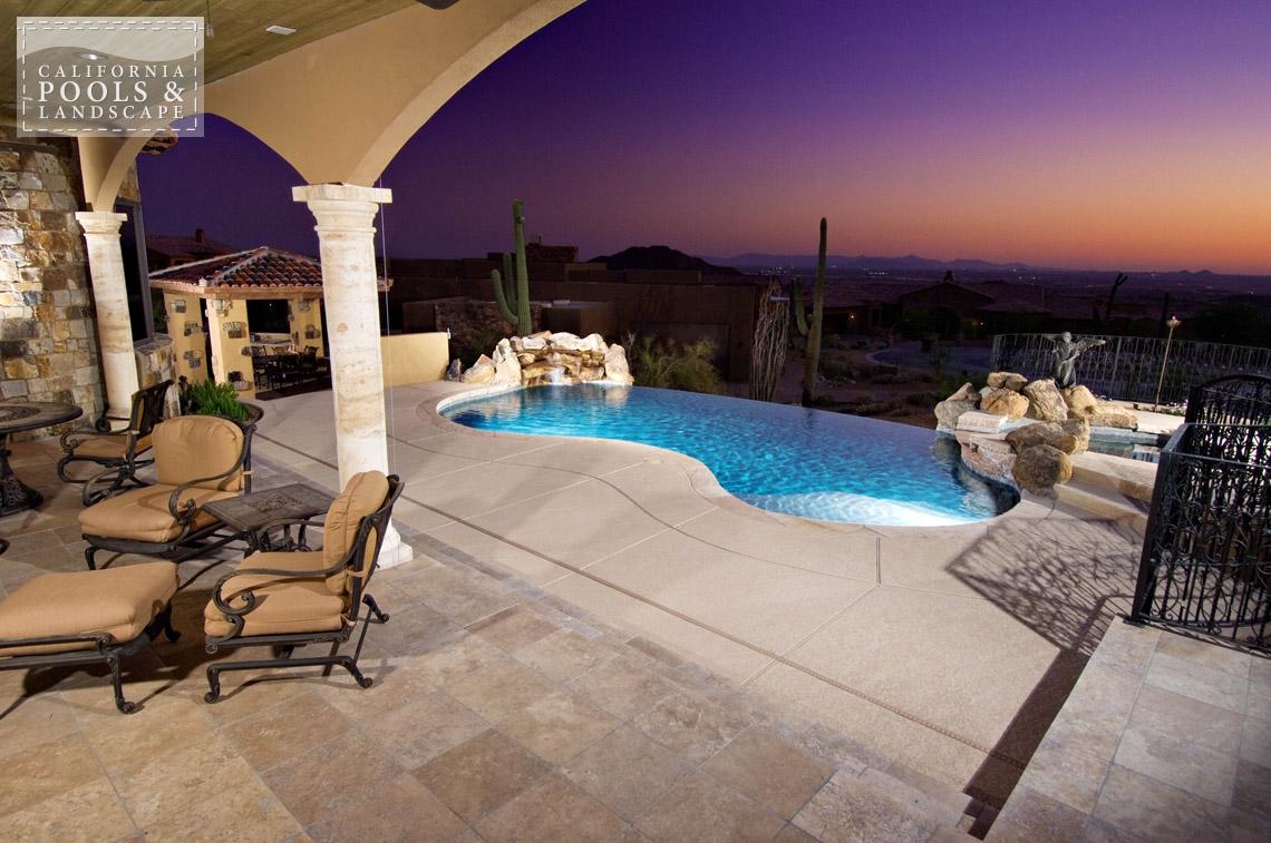 Backyard Living Source : California Pools & Landscape  Your Premier Outdoor Living Source