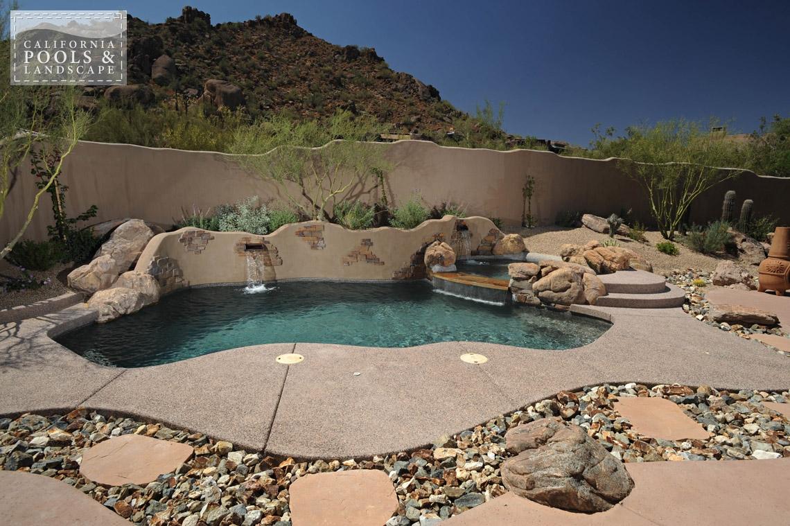 Phoenix In-ground Swimming Pool Builders - <i>AZ Lifestyle</i>