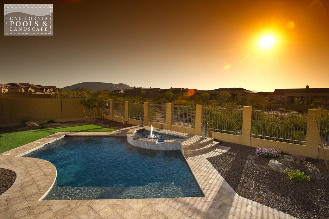 AZ Swimming Pool Builders Outdoor Landscape Contractors - <i>AZ Lifestyle, Retro, Special Items</i>