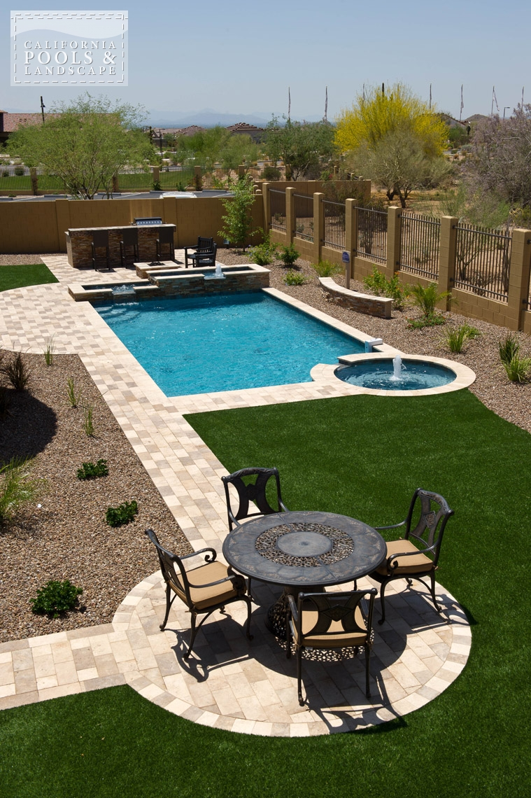 AZ Swimming Pool Builders Outdoor Landscape Contractors - <i>Landscaping, Modern, Pool</i>