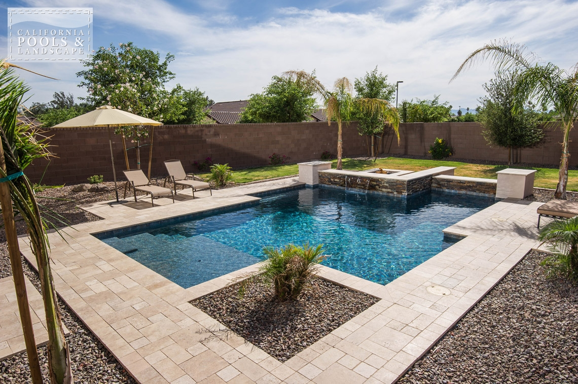 Pools california pools landscape for Pool landscaping