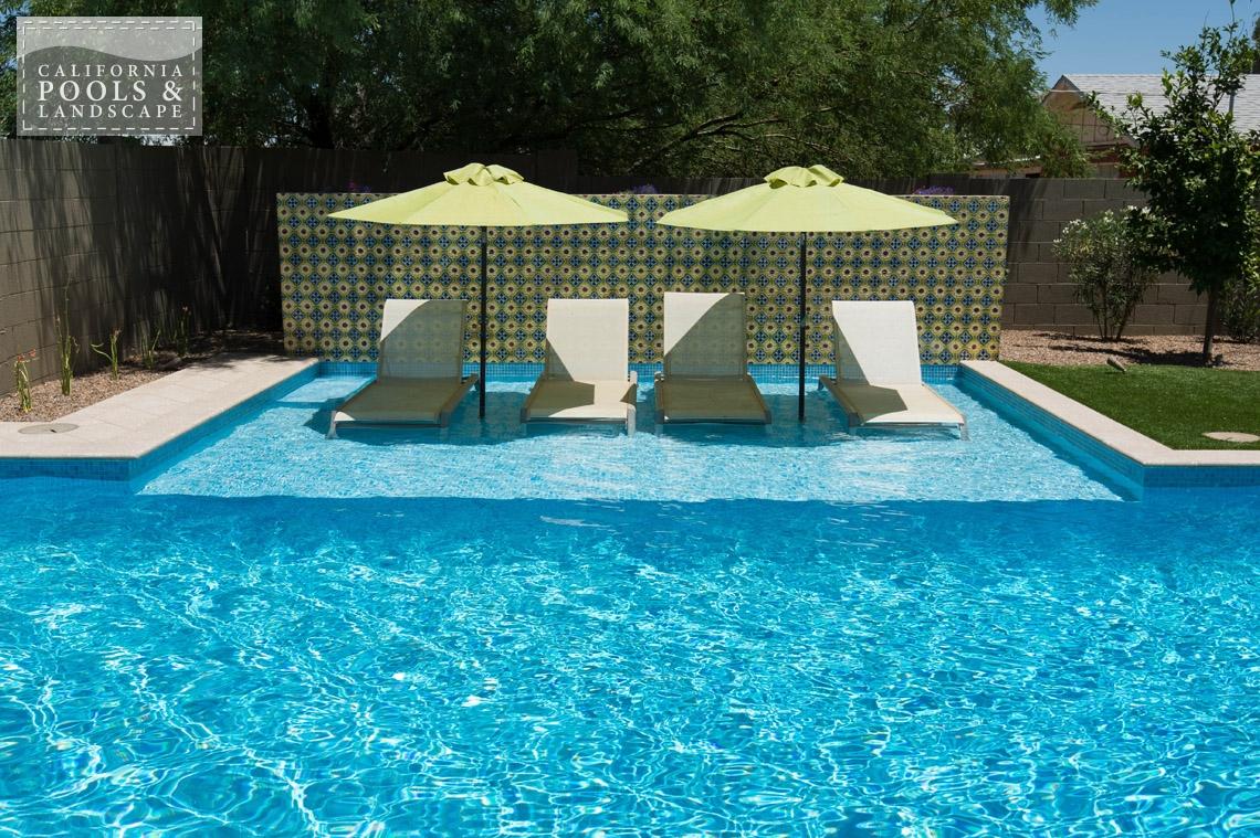 AZ Swimming Pool Builders Outdoor Landscape Contractors - <i>AZ Lifestyle, Retro</i>