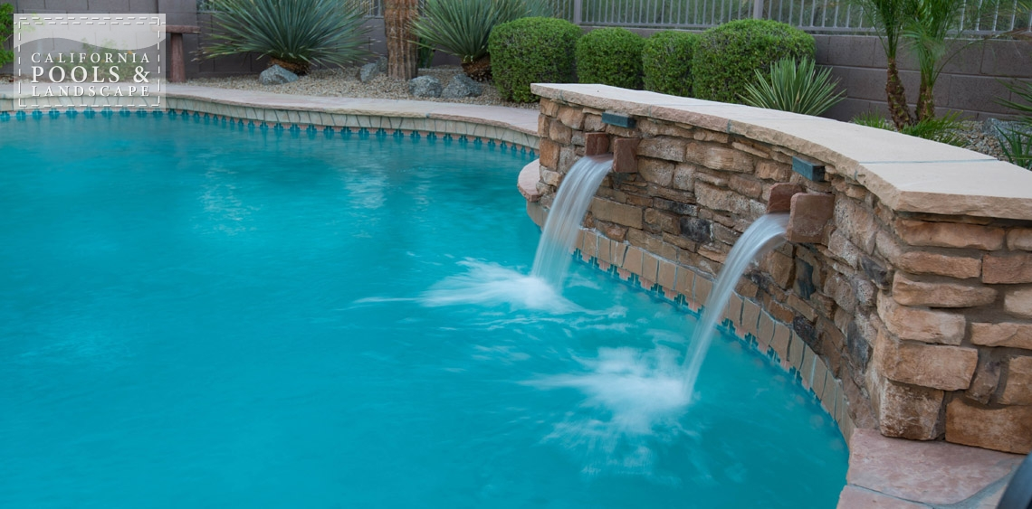 Arizona In-ground Swimming Pool Builders - <i>Organic, Remodel, Stone, Water Features</i>