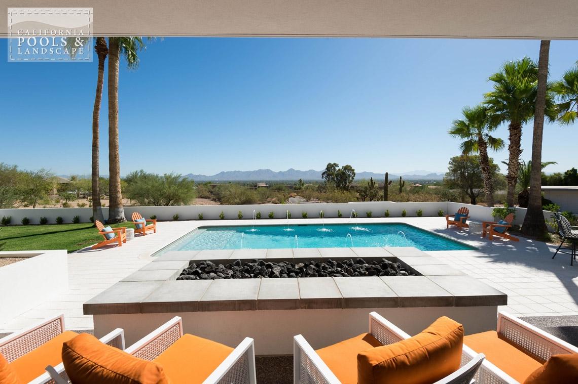 Arizona In-ground Swimming Pool Builders - <i>Remodel, Retro</i>
