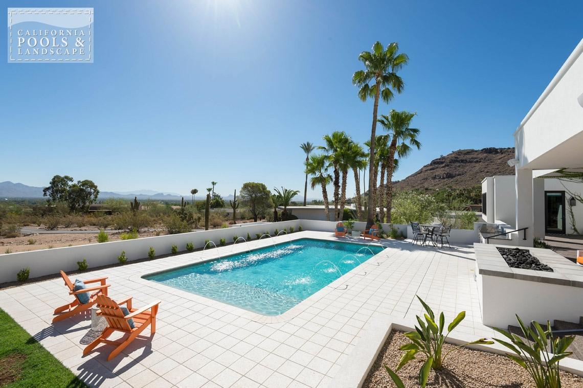 Arizona In-ground Swimming Pool Builders - <i>Artistic Pavers, Remodel, Retro, Decking</i>