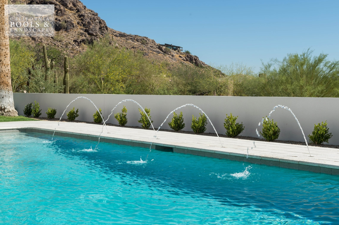 Arizona In-ground Swimming Pool Builders - <i>Deck Jets, Remodel, Retro, Water Features</i>
