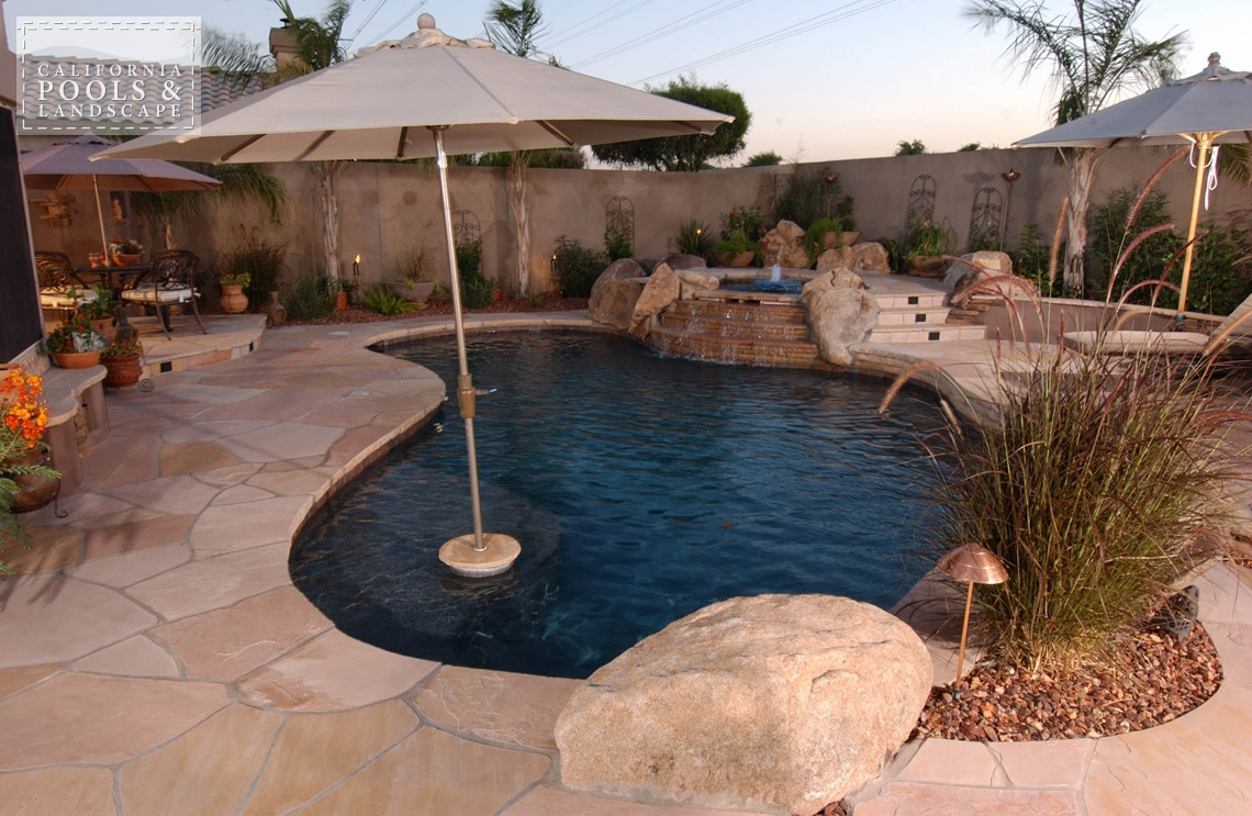 Pool Remodel Phoenix Endearing Remodels  California Pools & Landscape Decorating Design