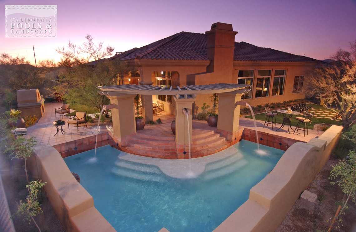 31559S-14 - California Pools & Landscape Your Premier Outdoor Living Source