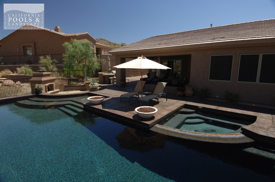 Pools california pools landscape for Swimming pool builders