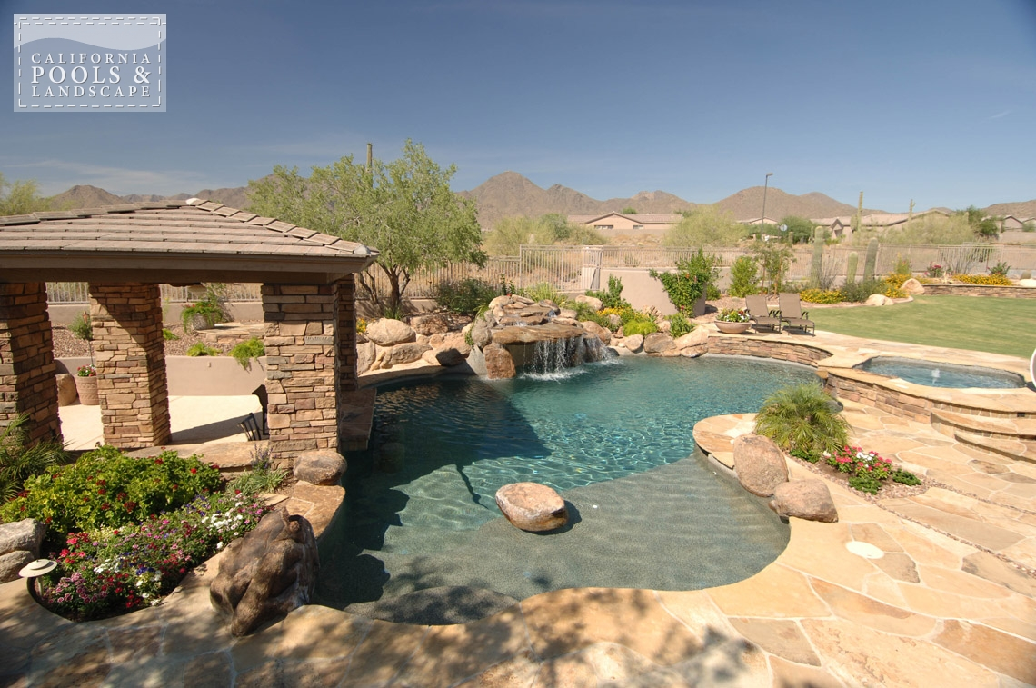 Pools california pools landscape for In ground pool companies