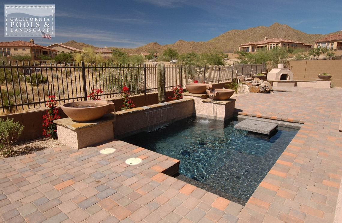 Pools california pools landscape for Pool design show