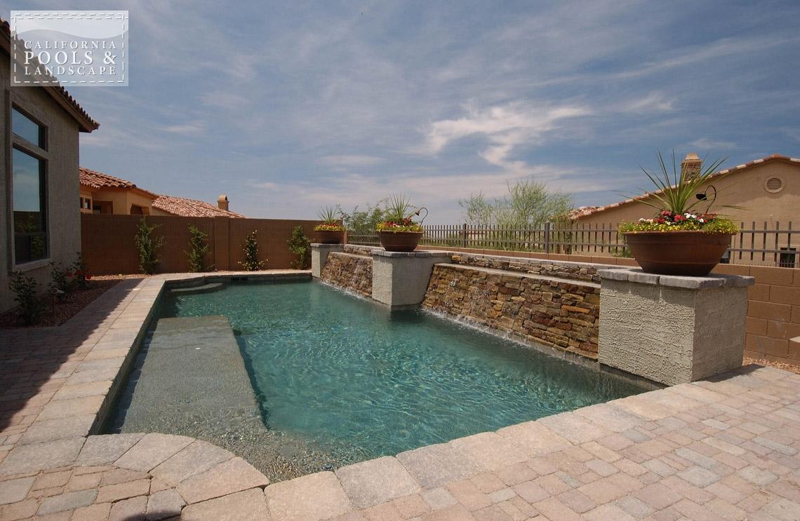 High Quality California Pools U0026 Landscape