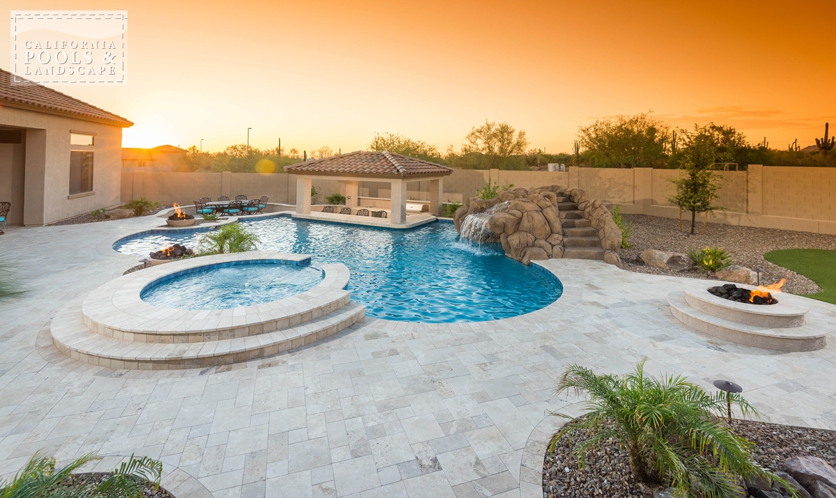 Outdoor Living California Pools Amp Landscape