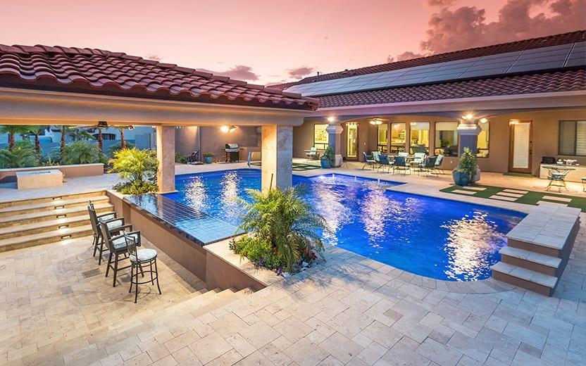 Amazing Pool & Landscape