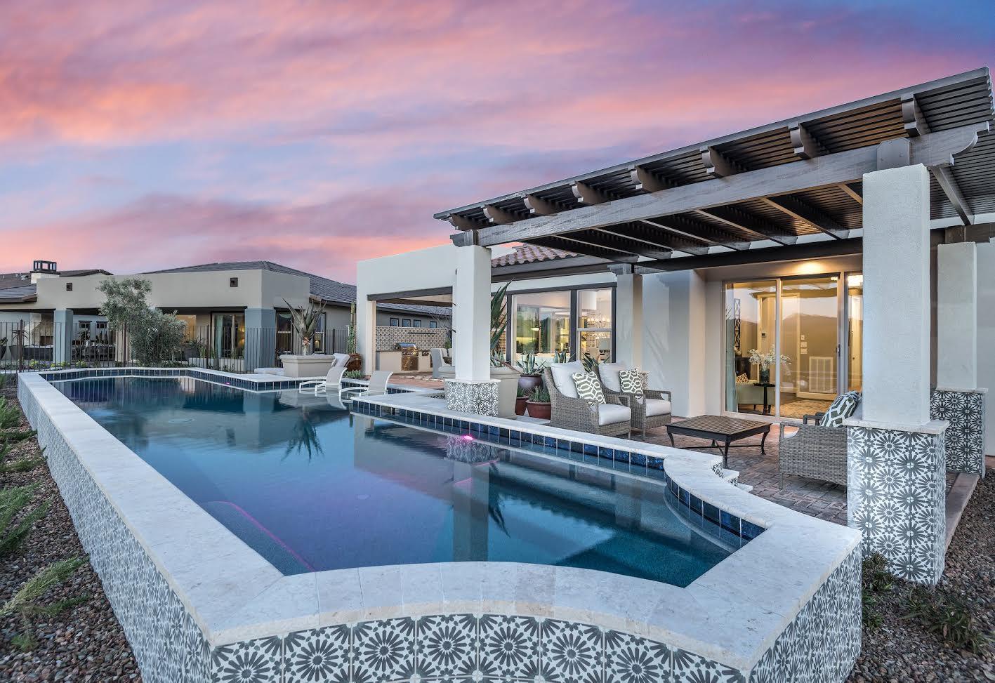 custom phoenix swimming pool