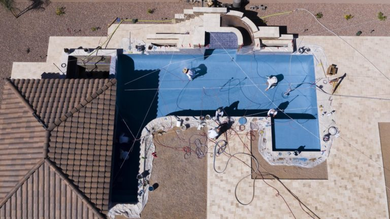 How Long Does it Take to Build a Pool? | California Pools ...