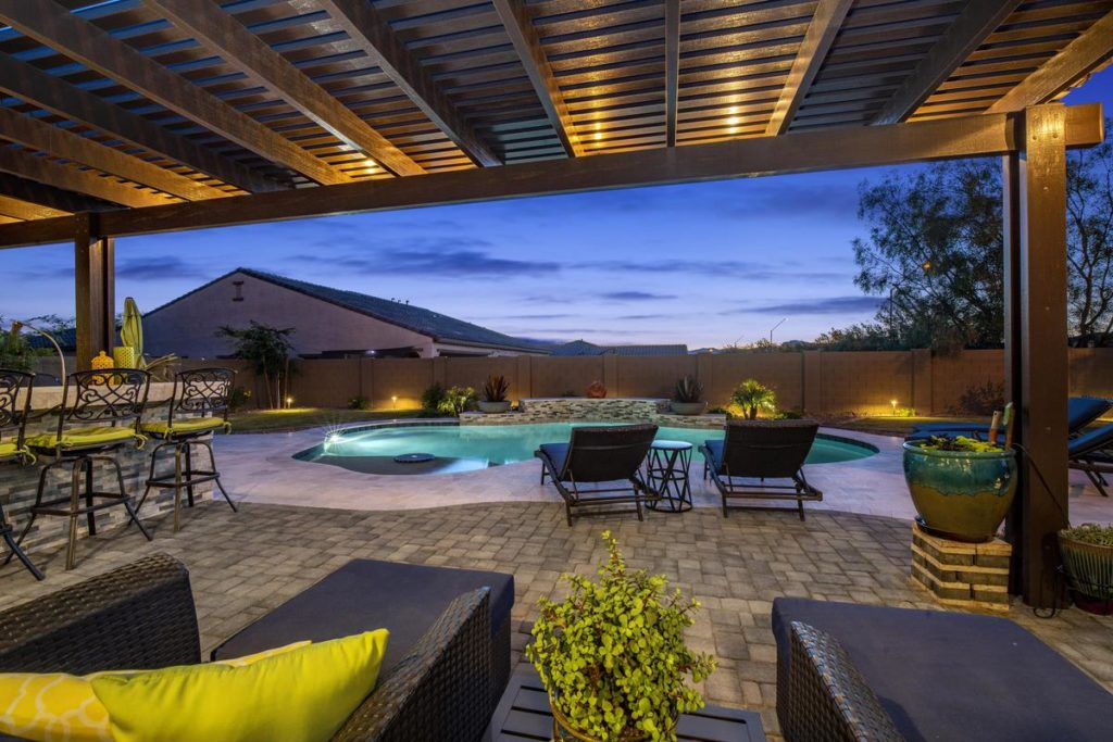 Pool Examples in the $75,000 - $150,000 Range