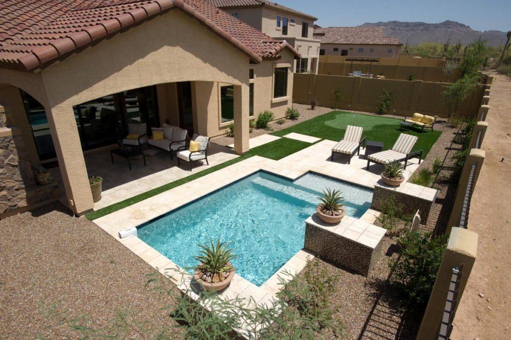Pools at $75,000 or Less