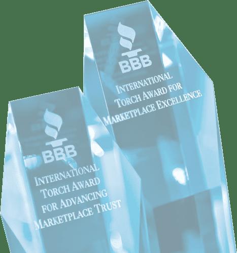 BBB International Torch Award for Advancing Marketplace Trust