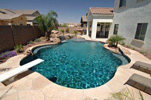 Arizona Dream Backyard & Pool