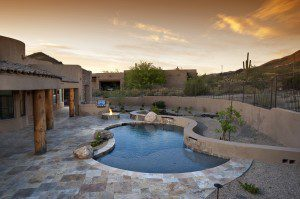 House 2 Home Magazine features California Pools