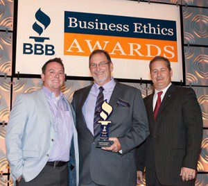 Jeremy Smith Getting Award