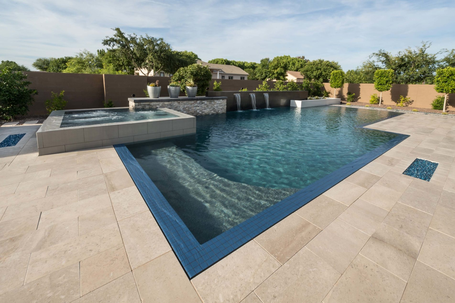 Budget For Your Geometric Pool