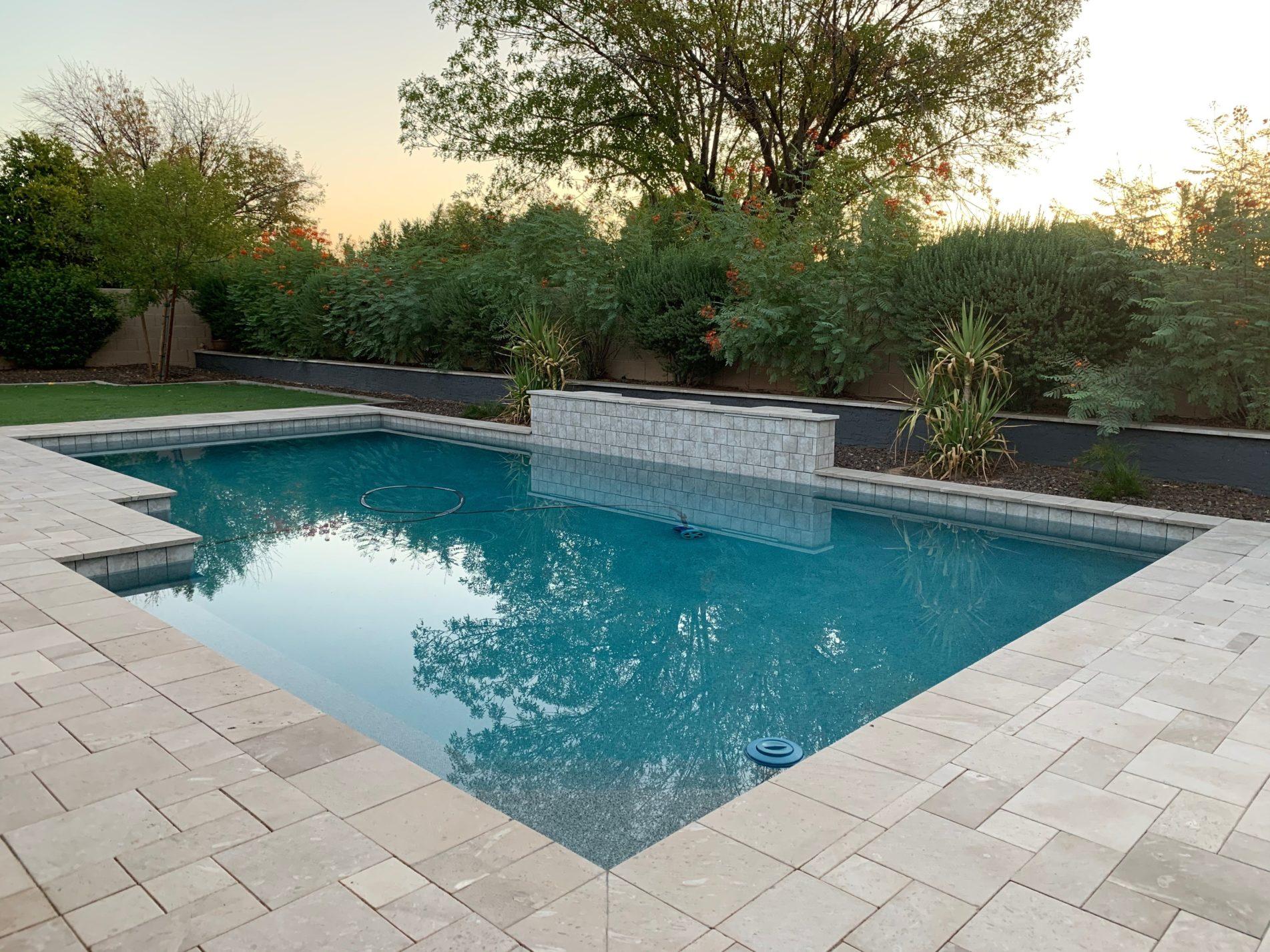 Sharp Edge Pool