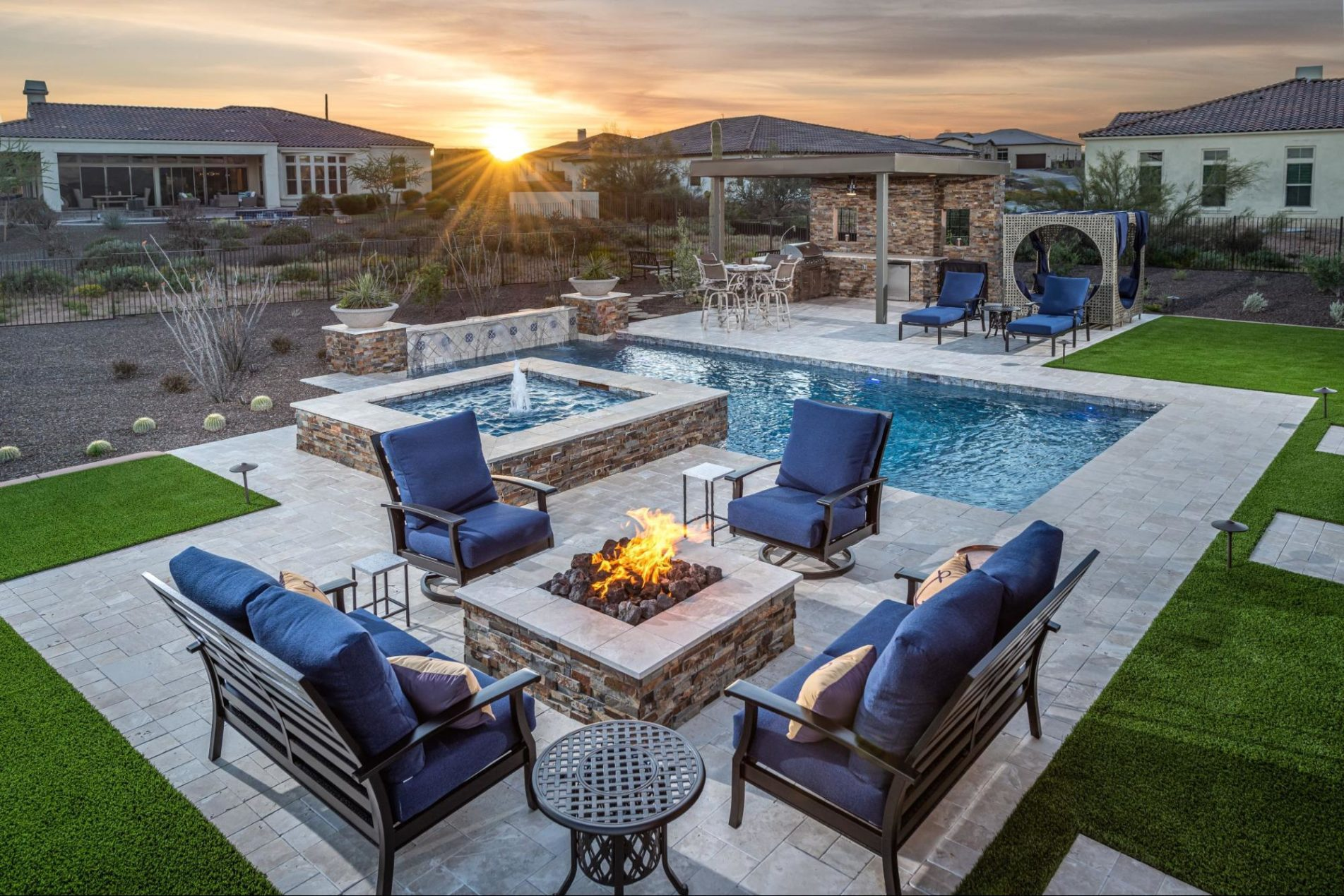 Photo Credit California Pools & Landscape