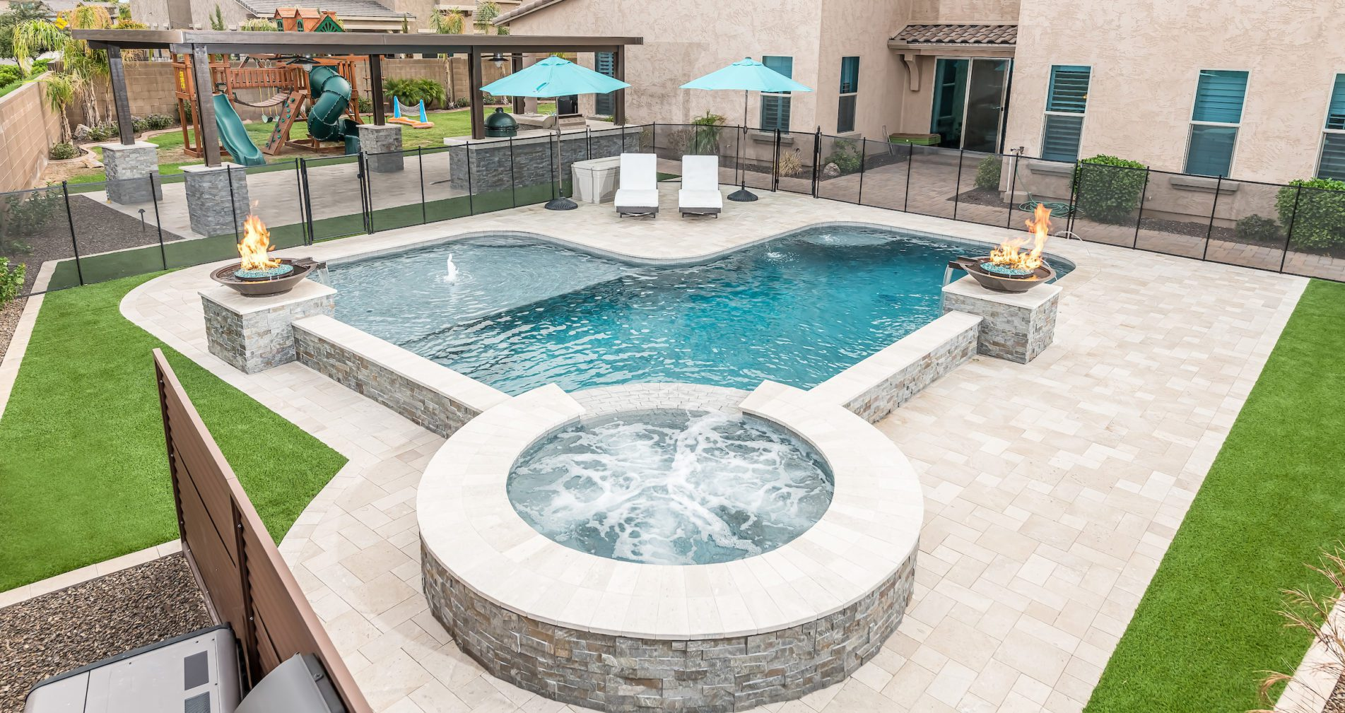 Pool Barrier Requirements: Arizona City By City Guide