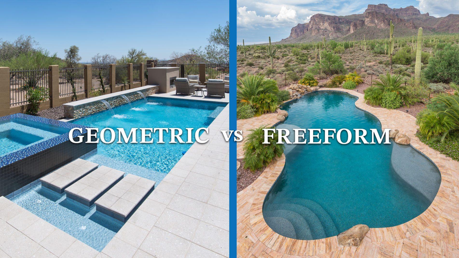 Geometric VS Freeform