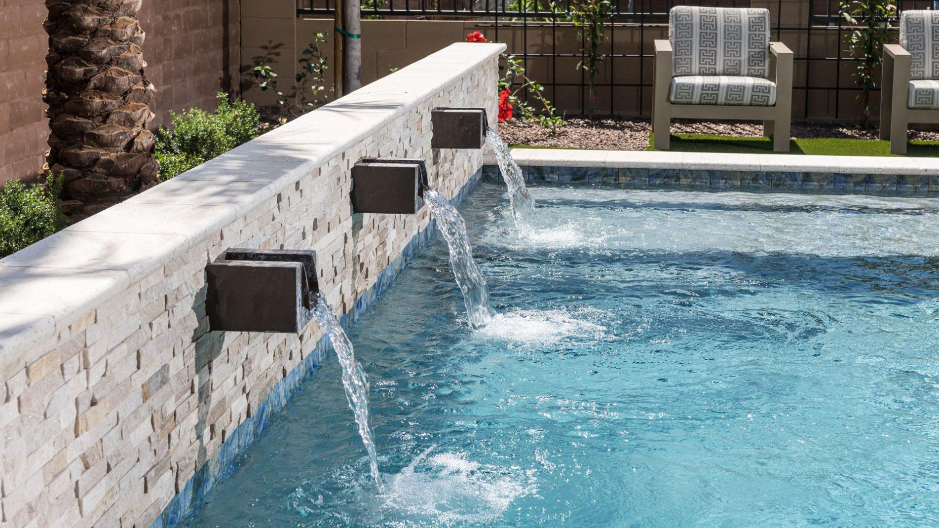 Small Backyard Pool Design Ideas Phoenix Spool   California Pools ...