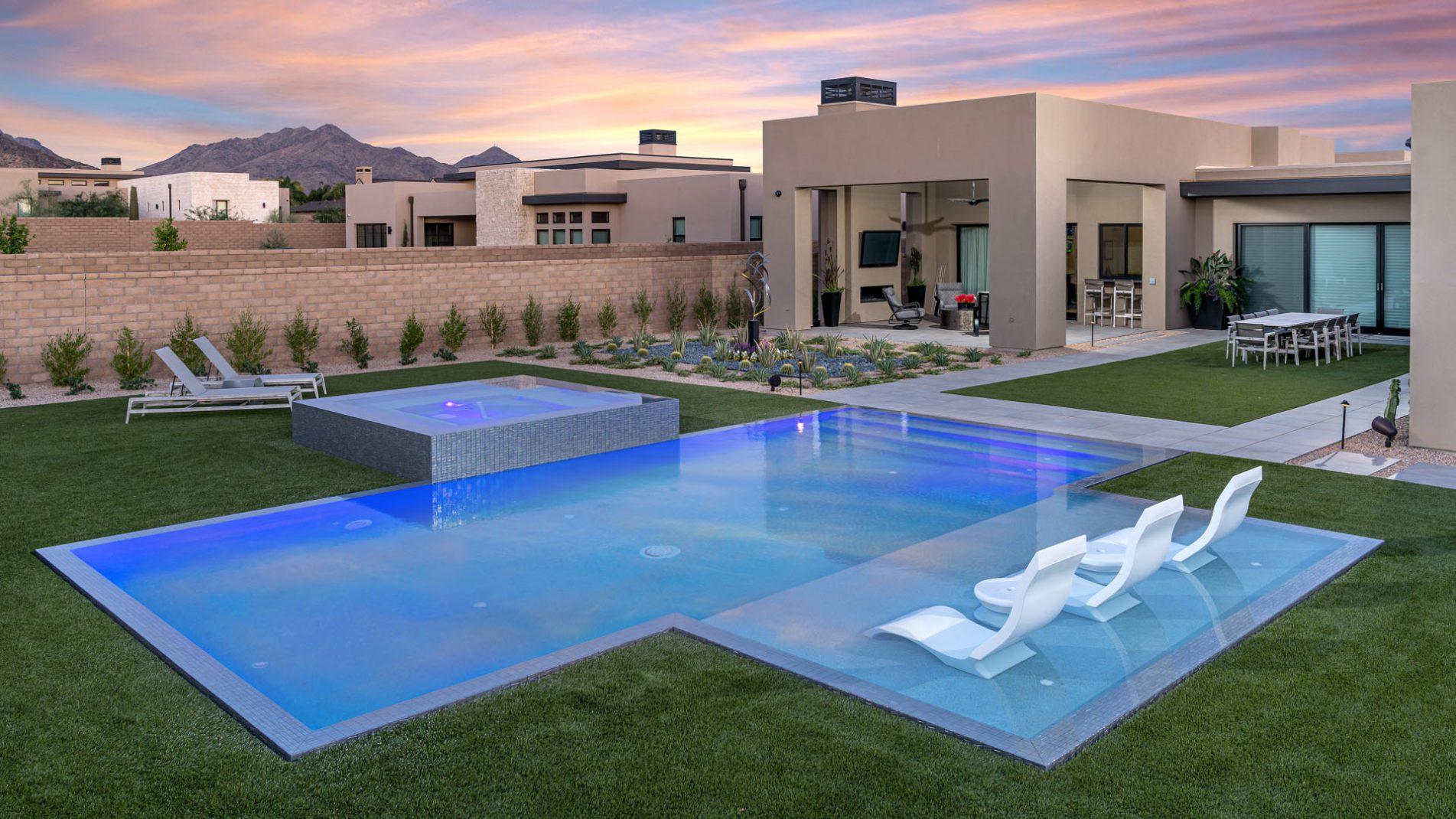 Modern Marvel In Scottsdale