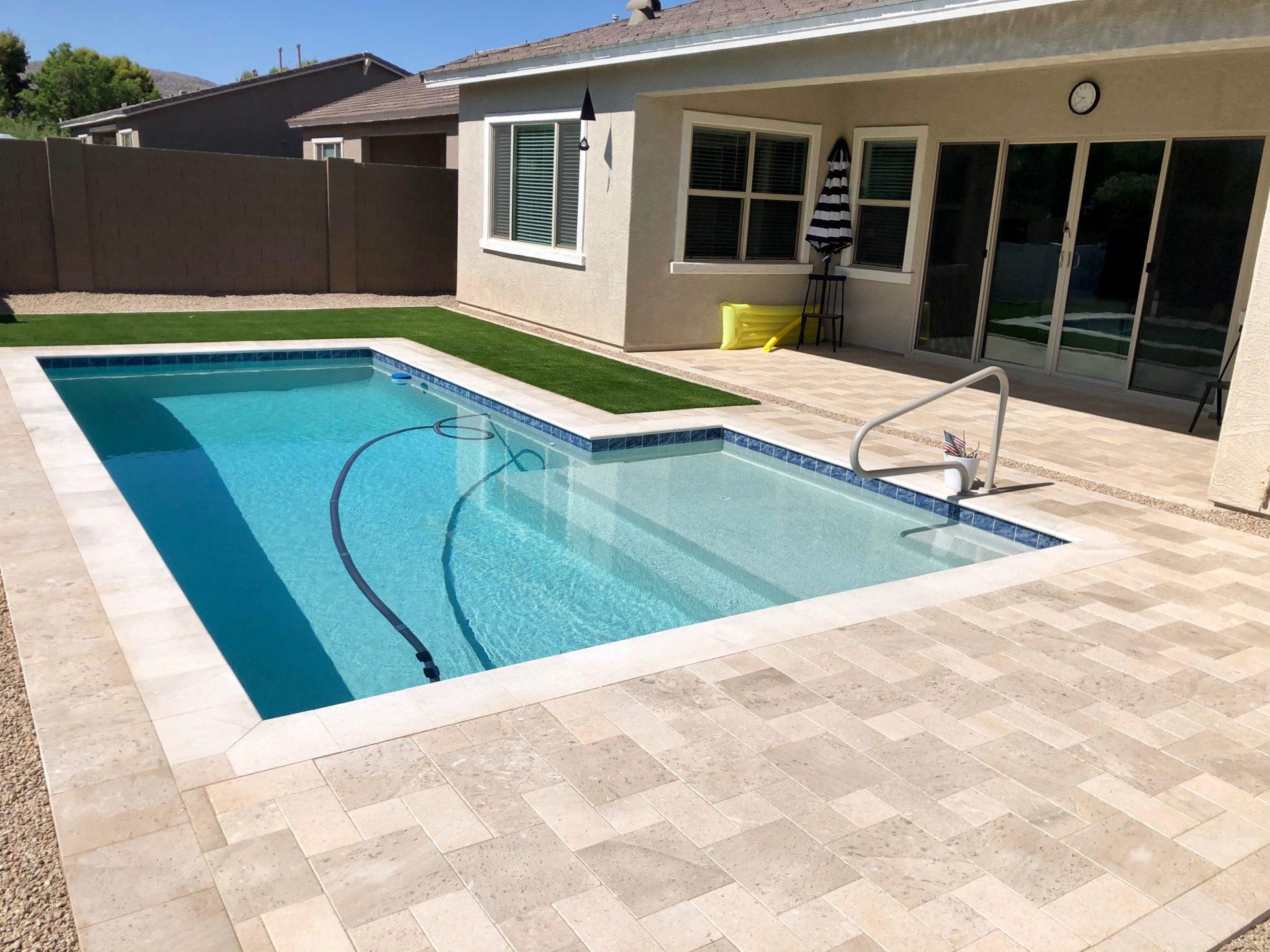 Small Simple Pool