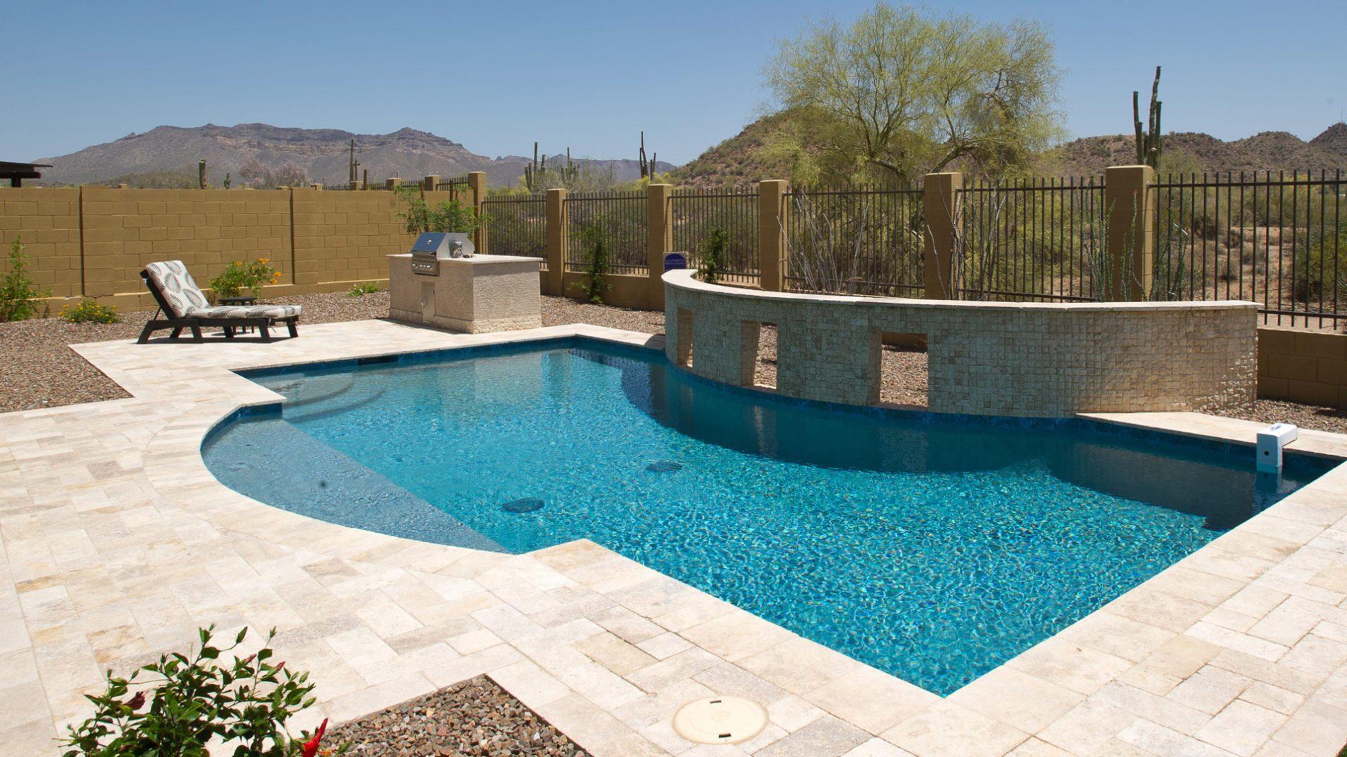 Grecian Gem Swimming Pool In Mesa
