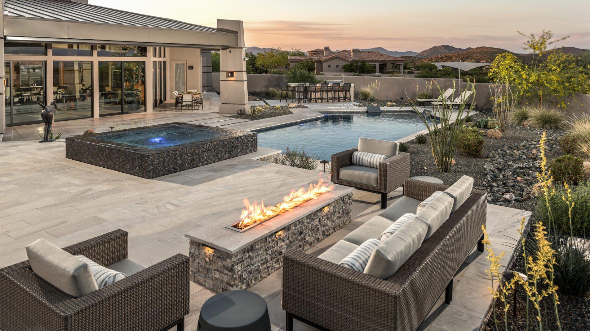 Scottsdale Sanctuary Swimming Pool